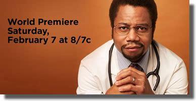 cuba gooding jr doctor movie chronic illness pain support cuba gooding jr to star as