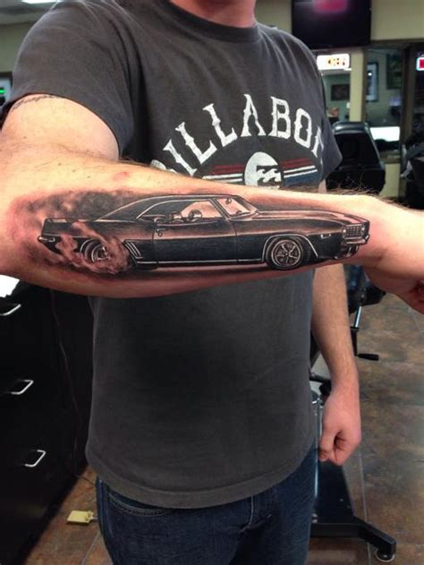 camaro tattoo pics for gt camaro