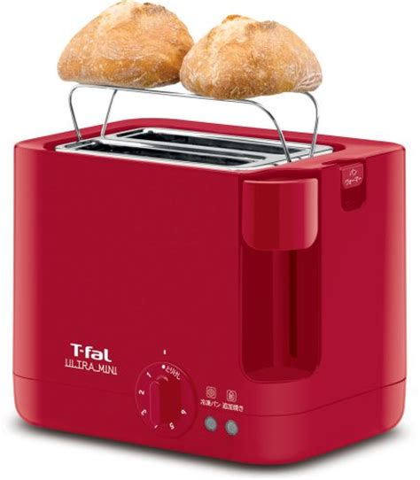 T Fal Toaster T Fal Toaster Solid Tt2115jp With Quot Ultra Mini Quot Pop Up