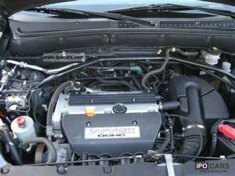 2004 honda crv engine specs 2004 honda cr v car photo and specs
