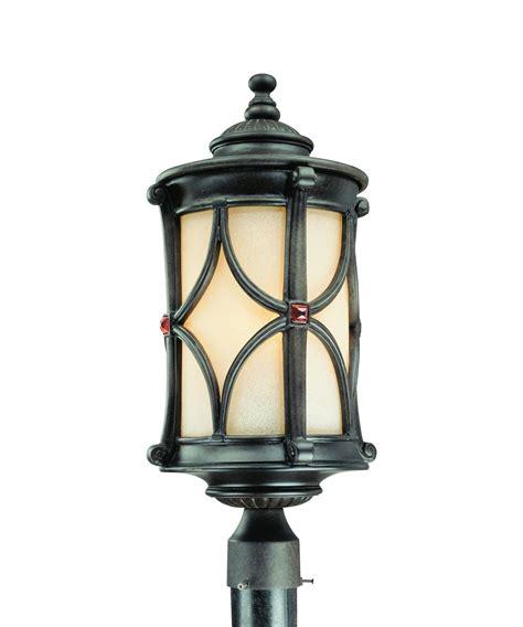 Smart Outdoor Lighting Troy Lighting Pf2075 Woodridge Energy Smart 1 Light