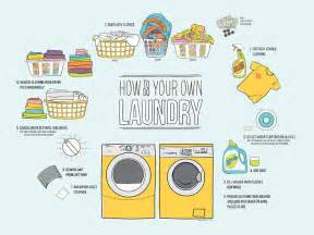 how to do your laundry college life pinterest