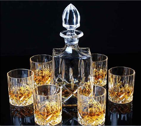 Glass Sets Whiskey Glasses Set Wholesale