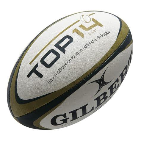 Ballon Top ballon top 14 mini gilbert sur rugby corner