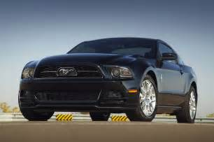 2014 Ford Mustang Black 2014 Ford Mustang Gt Black Top Auto Magazine