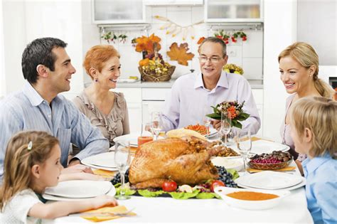 Getting Stressed Out Over The Family Christmas Party - 10 ways to make thanksgiving super fun