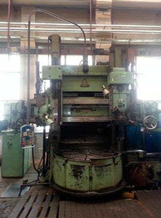 Lathes Tos Sk 12 Vertical Turret Lathe Double Column