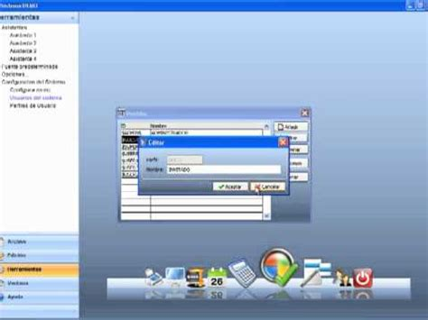 imagenes de visual fox menuthemed con menucreator v2 2 en visual foxpro 9 youtube