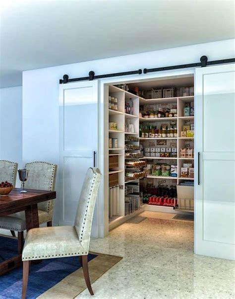 walk in pantry ideas