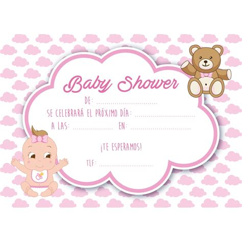 Bebe Baby Shower by Invitaci 243 N Baby Shower
