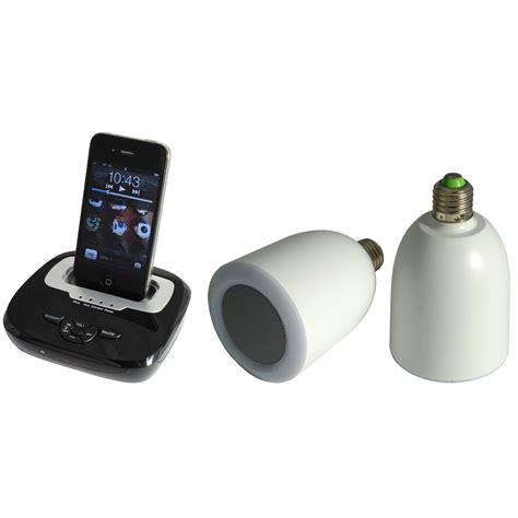 lightbulb speaker lifestyle for magazine s