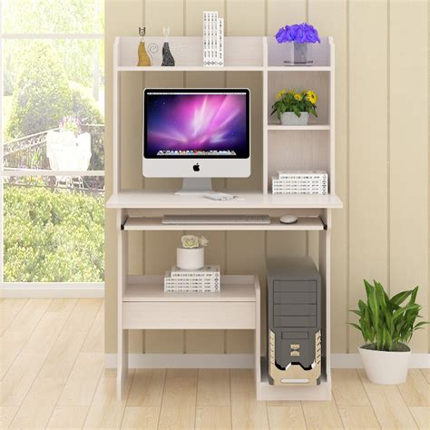 small desktop computer desk modern bedroom small computer desktop table home pc