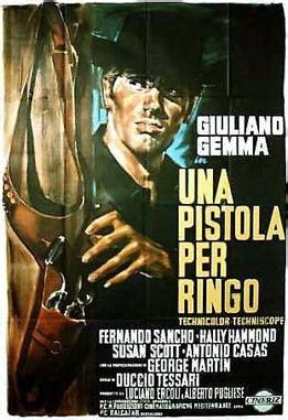 film western un pistolet pour ringo a pistol for ringo wikipedia