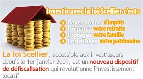 Loi Scellier 2010 4486 by Investissement Locatif Loi Scellier R 233 Duction D Impot
