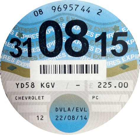 no more tax discs from october premier vehicle care