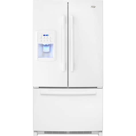 best door refrigerator without water dispenser whirlpool 19 8 cu ft door bottom freezer