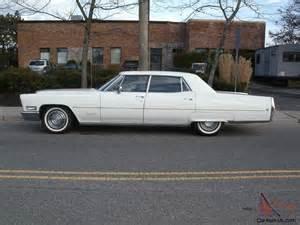 1968 Fleetwood Cadillac 1968 Cadillac Fleetwood 4 Dr Beautiful
