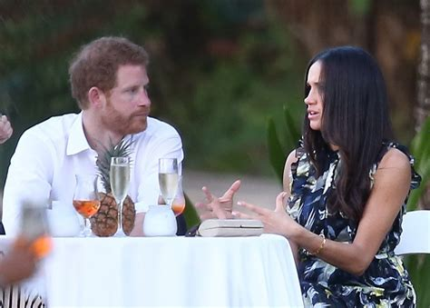 meghan markle and prince harry prince harry and meghan markle at wedding in jamaica 2017
