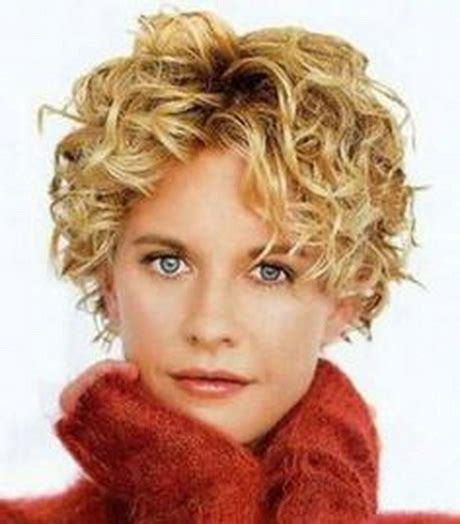 short curly perms for older women hairstyles for short permed hair