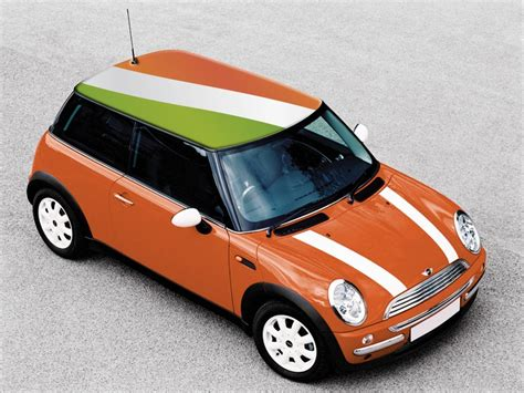 Mini Cooper Ireland Ireland Flag Flags On Mini Cooper Roof