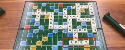 is jeez a scrabble word 英単語を学べるボードゲーム スクラブル で遊ぼう rarejob lab by レアジョブ
