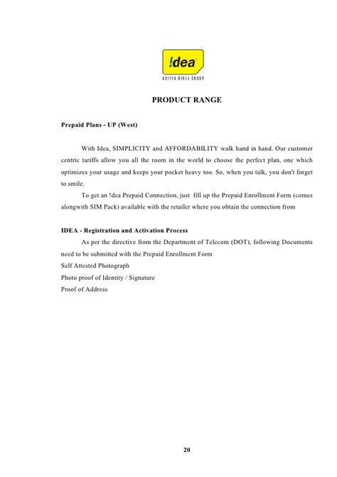 Bsnl Line Transfer Letter Format Project Marketing