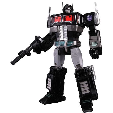 Toys Black convoy black mp 10 transformers toys tfw2005