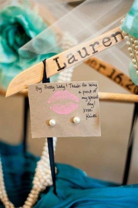 Handmade Bridesmaid Gifts - des id 233 es de cadeaux pour vos demoiselles d honneur