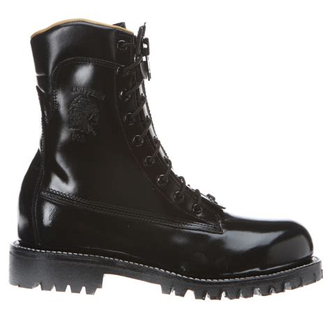 chippewa boots for chippewa 27422 8 inch fireman boot in black for lyst