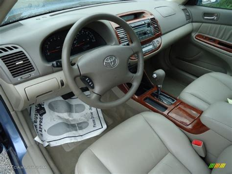 2004 Toyota Interior 2004 Toyota Camry Xle V6 Interior Photo 53491274