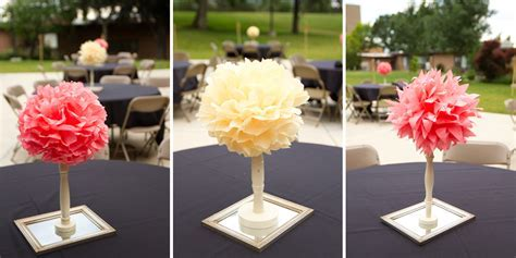 Centerpieces For Wedding Reception Affordable   Small