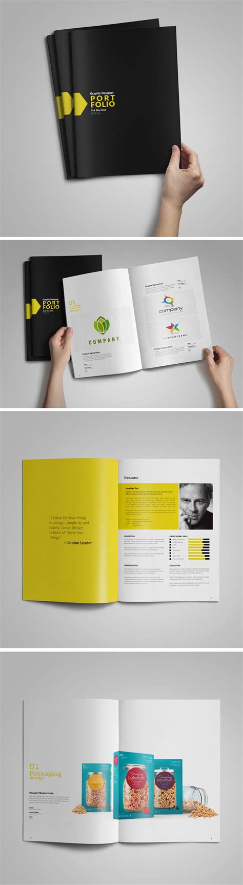 Free Graphic Designer Portfolio Template Graphic Design Portfolio Template Free