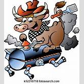 Funny+BBQ+Clip+Art Funny BBQ Cow Clipart | ClipArtHut - Free Clipart