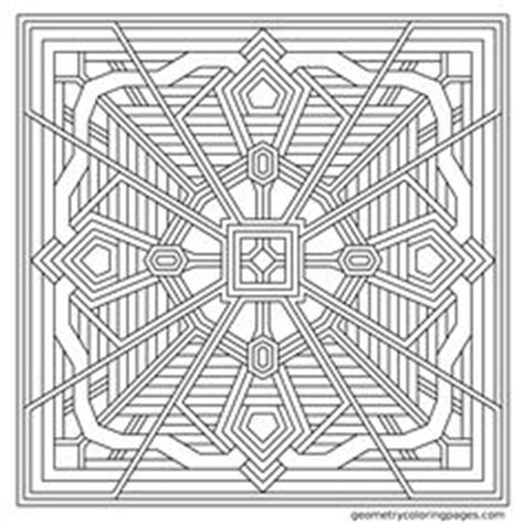 crazy geometric coloring pages the gallery for gt roman numeral fonts