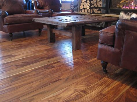 5 quot asian walnut scraped hardwood wood flooring floor