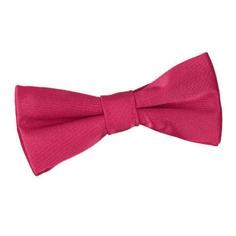 with bow tie high quality childrens boys wedding bow tie crimson ebay