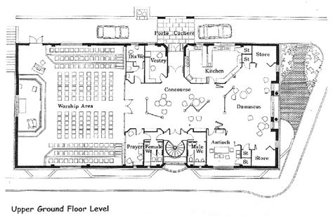 church designs and floor plans small church floor plan designs