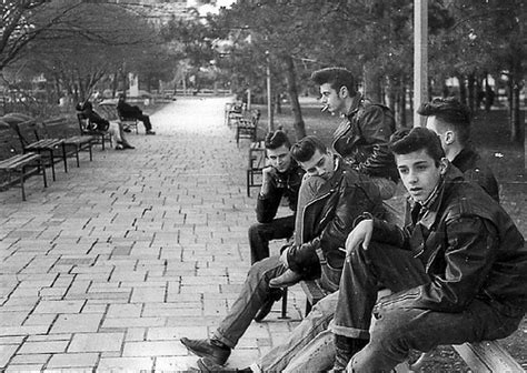 1950s greaser boys rockers greasers teddy boys rockabilly psychobilly