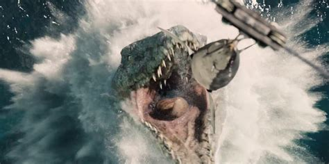 film jurassic world check out more than 50 jurassic world trailer screenshots