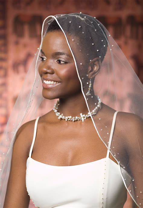 Wedding Hairstyles American Brides by American Brides With Hair Veil Or No Veil
