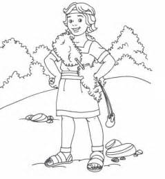 david and goliath coloring pages for toddlers david coloring pages david bible printables king david