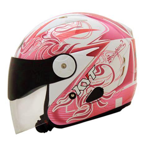 Helm Kyt 2 Vision Warna Pink Helm Kyt Scorpion 2 Ld Pabrikhelm Jual Helm Murah