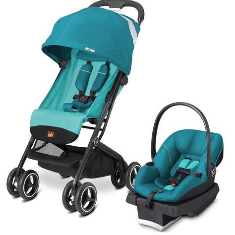 Gb Stroller 008 Q Fold Blue gb qbit plus stroller blue