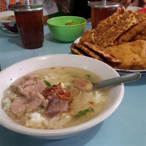 menu makan   solo enaknya jajan soto ayam