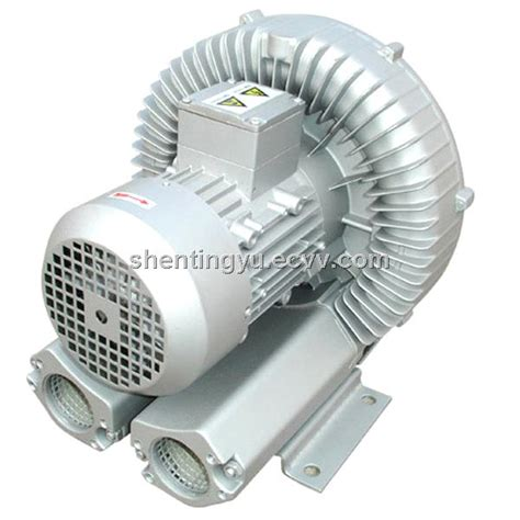 high pressure side channel vacuum electric air ring blower air compressor aeration