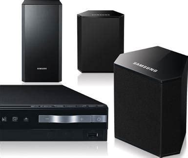 samsung ht    home theater system   rms blu