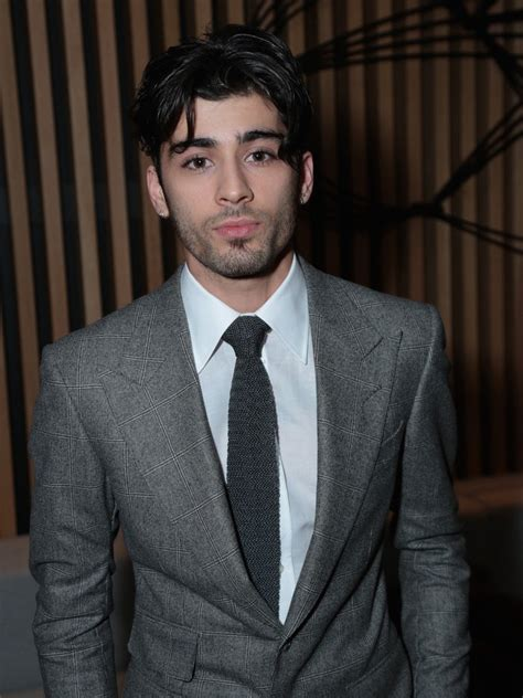 zayn malik zayn malik wears a tom ford suit at fifty shades darker