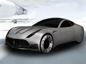 Future Maserati Cars Maserati Granturismo 2020 Concept Car Design