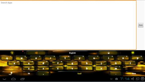 go keyboard themes yellow black yellow keyboard android apps on google play