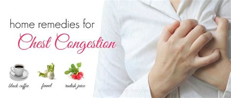 32 home remedies for chest congestion in adults